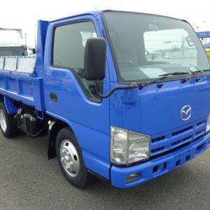 2007 Mazda Titan Dump Truck