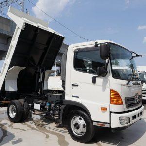 2016 HINO Ranger Dump Truck