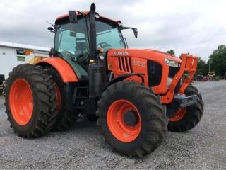 2017 Kubota M7-171 Tractor