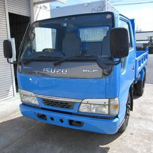 2003 ISUZU ELF Dump Truck