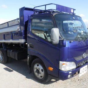 2012 HINO Dutro Dump Truck