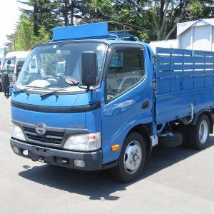 2011 HINO Dutro Flatbody Truck