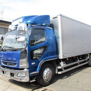 2007 FUSO FIGHTER Box Truck