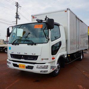 2014 FUSO FIGHTER Box Truck
