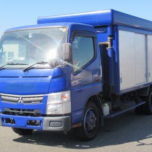 2013 FUSO CANTER Box Truck