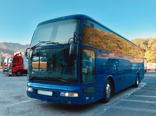 2007 MITSUBISHI Aero Queen Bus