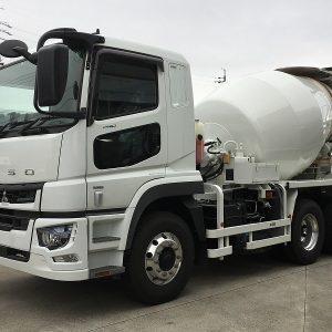 2017 MITSUBISHI SuperGreat Concrete Truck