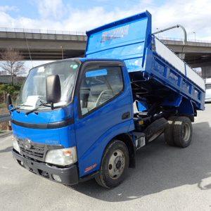 2008 HINO Dutro Dump Truck