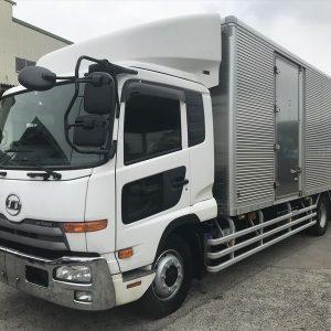 2014 UD Condor Box Trucks
