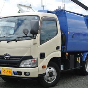 2012 HINO Dutro Garbage Truck