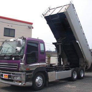 2007 ISUZU GIGA Dump Truck