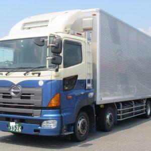 2013 HINO PROFIA Box Truck