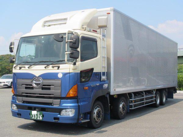 2013 HINO PROFIA Box Trucks