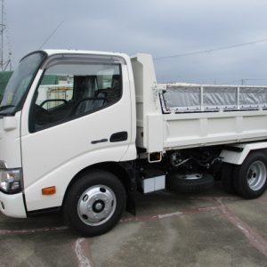 2018 HINO DUTRO Dump Truck