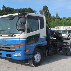 2011 UD Condor HookLift Truck