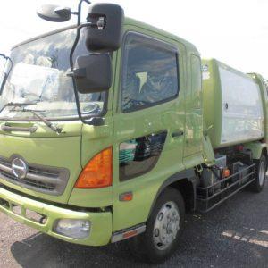 2009 HINO Ranger Garbage Truck