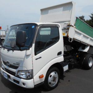 2016 HINO Dutro 4WD Dump Truck