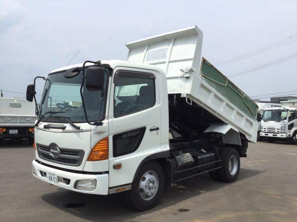 2006 HINO Ranger Dump Truck