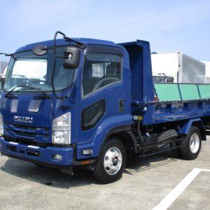 2017 ISUZU FORWARD Dump Truck