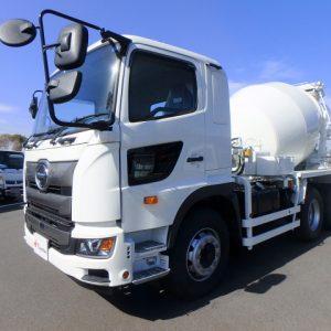 2019 HINO Profia Concrete Truck