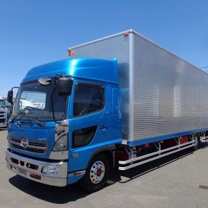2015 HINO RANGER Box Truck