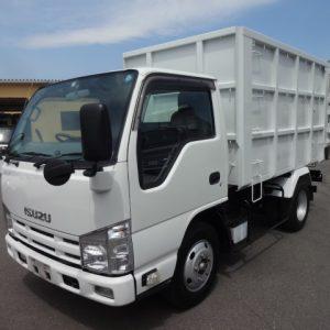 2010 ISUZU ELF Deep Dump Truck