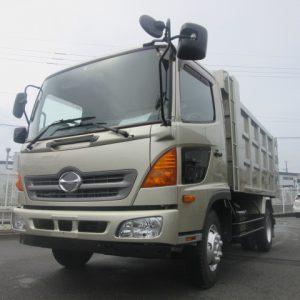 2013 HINO Ranger Deep Dump Truck