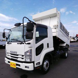 2016 ISUZU FORWARD Dump Truck