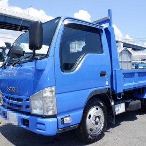 2015 ISUZU ELF Dump Truck