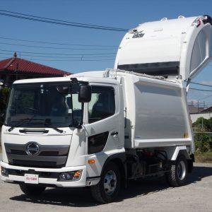 2019 HINO Ranger Garbage Truck