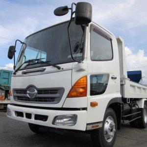 2011 HINO RANGER Dump Truck