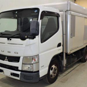 2012 FUSO CANTER Box Truck