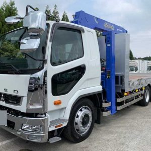 2019 FUSO FIGHTER Self Crane