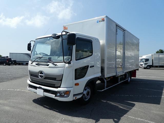 2019 HINO RANGER Box Truck