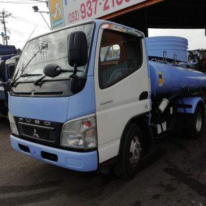 2007 FUSO CANTER Vacuum Truck