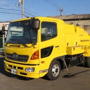2018 HINO RANGER Dustcart Truck