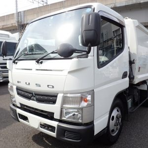 2014 FUSO CANTER Garbage Truck