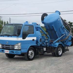 2009 NISSAN ATLAS Dustcart Truck