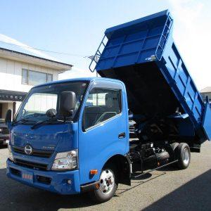 2019 HINO DUTRO Dump Truck 4WD