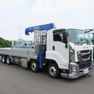 2018 ISUZU GIGA Crane Truck