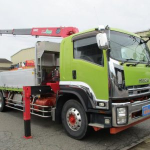 2012 ISUZU FORWARD Crane