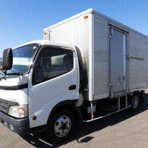 2008 HINO DUTRO Box Truck