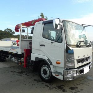 2019 FUSO FIGHTER Car Carrier