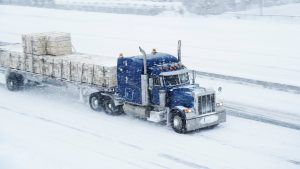 California Truckers Complain About Bad Weather
