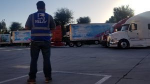Relay Trucking To Relieve Truck Drivers Stress