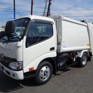 2019 HINO Dutro Garbage Truck