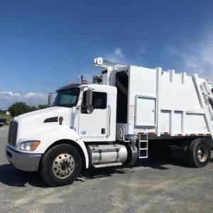 2013 Kenworth T370 Garbage Truck