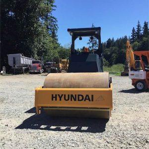 2018 Hyundai HR70C Drum Roller