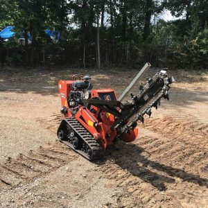 2018 Ditch Witch C24X Trencher