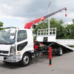 2019 Fuso Fighter Crane Loader Truck